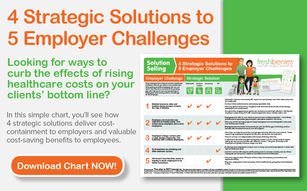 4 Strategic Solutions to 5 Employer Challenges